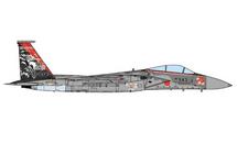 F-15J Eagle JASDF 201st Hikotai, #32-8943, Japan, 2014