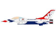 F-16C Fighting Falcon USAF Thunderbirds, #1, 2017
