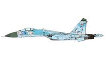 Su-27 Flanker-B Russian Air Force 582nd IAP, Blue 24, Poland
