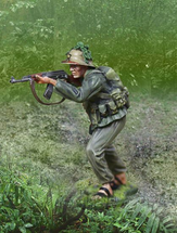 VietCong Shooting, single figure