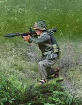 VietCong RPG, single figure