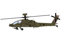 AH-64D Longbow Apache RSAF 120th Sqn, #2067, Sembawang AB, Singapore
