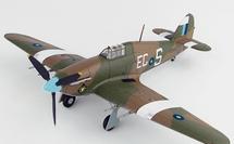 Hurricane Mk II RAF BBMF, PZ865, RAF Coningsby, England, 2018