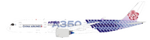 China Airlines Airbus A350-900 B-18918 With Stand
