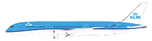 KLM Boeing 787-9 Dreamliner PH-BHP With Stand