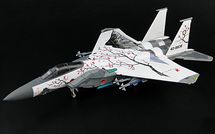 F-15J Eagle JASDF 305th Hikotai, #42-8838 Mount Fuji, Hyakuri
