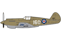 P-40B Warhawk 2nd Lt. George Welch, 47th PS, 15th PG, Oahu, 1941