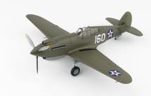 P-40B Warhawk 2nd Lt. George Welch, 47th PS, 15th PG, Oahu, 1941