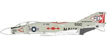 F-4J Phantom II USN VF-102 Diamondbacks, AG100, USS Independence