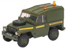 """Land Rover 1/2-Ton """"Lightweight"""" Royal Air Force"""