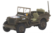 """Willys MB """"Jeep"""" 83 Group, 2nd Tactical Air Force, RAF, 1944-45"""