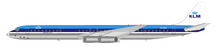 KLM Royal Dutch Airlines PH-DEG McDonnell Douglas DC-8-63 with stand