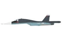 Su-34 Fullback Russian Air Force, Red 21, Bassel Al-Assad Airport, Syria, 2015