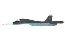 Su-34 Fullback Russian Air Force, Red 22, Bassel Al-Assad Airport, Syria, 2015