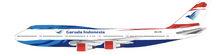 Garuda Indonesia Boeing 747-300 HS-UTK