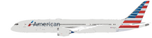 American Airlines Boeing 787-9 Dreamliner N839AA With Stand