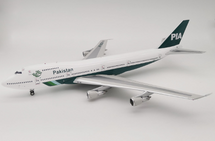 PIA Boeing 747-200 AP-BCO With Stand Limited to 60 Models