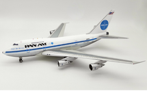 Pan Am Boeing 747SP N533PA Polished With Stand, Limited 96 Models