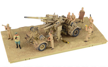 FlaK 36 sd. 202 Tow Vehicle Battle of EL Alamein, North Africa, June 1942