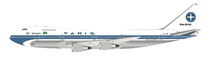 Varig Boeing 747-200B PP-VNB Polished With Stand