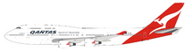 Qantas Boeing 747-400 VH-OEE With Stand