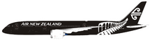 Air New Zealand Boeing 787-9 Dreamliner ZK-NZE With Stand