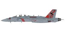 EA-18G Growler USN VAQ-141 Shadowhawks, NF500, USS Ronald Reagan, 2017