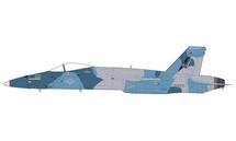 F/A-18A Hornet USN NSAWC, #55, NAS Fallon, NV, 2004