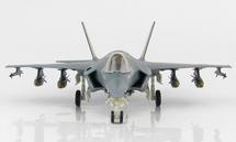 F-35C Lightning II JSF USN VX-23 Salty Dogs, CF-01, NAS Patuxent River, MD, 2010