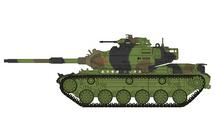 M60A3 Patton ROC Army, Taiwan, 2007