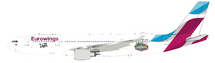 Eurowings Airbus A330-200 D-AXGF With Stand