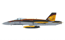 CF-18 Hornet RCAF Demonstration Team, 2016