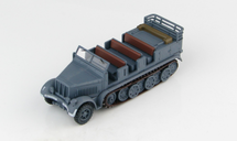 Sd.Kfz.7 Half-Track German Army 10th Infantry Div, 1942