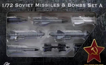 Su-24 14-Piece Weapon Fencer Missile and Bomb Set