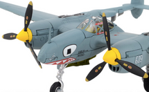 F-5E Lightning USAAF 7th PRG, 27th PRS, #43-28619 Rita/Ruth