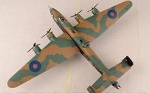 Halifax B.MK II RAF No.51 Sqn, LV937 Expensive Babe, RAF Snaith