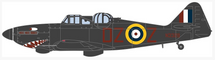 Boulton Paul Defiant Mk.I Night Fighter No. 151 Squadron, RAF Wittering, 1941