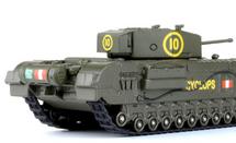 Churchill Mk.III Tank 51st (Leeds Rifles) Royal Tank Regment, British Army, 1942