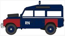 Land Rover Series II LWB Station Wagon Royal Navy Bomb Disposal