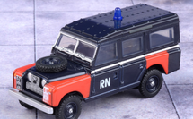 Land Rover Series II LWB Station Wagon Royal Navy Bomb Disposal