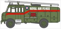 "Bedford RLHZ ""Green Goddess"" Self-Propelled Pump Royal Air Force"