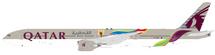 Qatar Airways Boeing 777-300ER A7-BAX With Stand