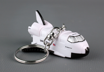 Space Shuttle Keychain w/ Light and Sound Endeavour