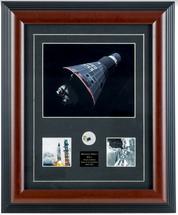 Mercury Atlas-1 Framed W Relic