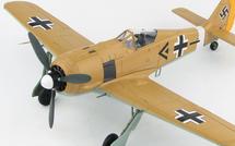 Fw 190A-4 I/JG2, Gruppenkommandeur Oblt. Adolph Dickfeld, Tunisia, 1942