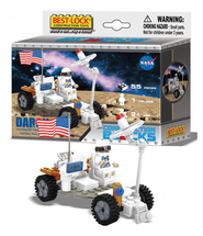 Space Buggy 55 Piece Construction Set