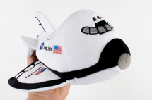 Space Shuttle Plush w/ Sound