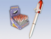 Space Shuttle Pen 36 Piece Counter Display