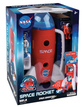 NASA Space Adventure Rocket Toy