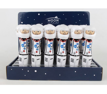 Astronaut Pen Helmet 24 Piece Display